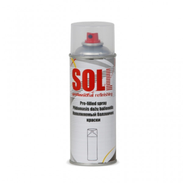 Балончик аерозольний для заправки фарби SOLL