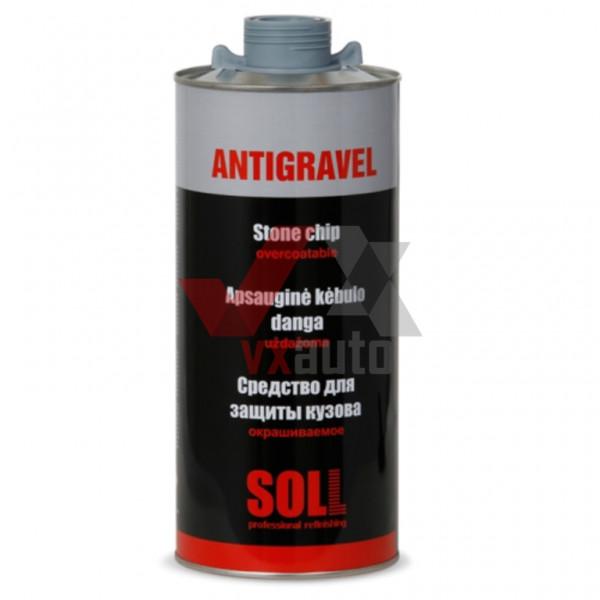 Бараник (протектор) 2 кг сірий SOLL