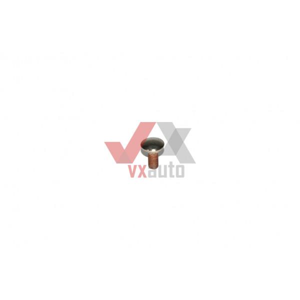 Болт М8х1.25х25 бампера ВАЗ 2107 нікель короткий (бокового кронштейна) Белебей