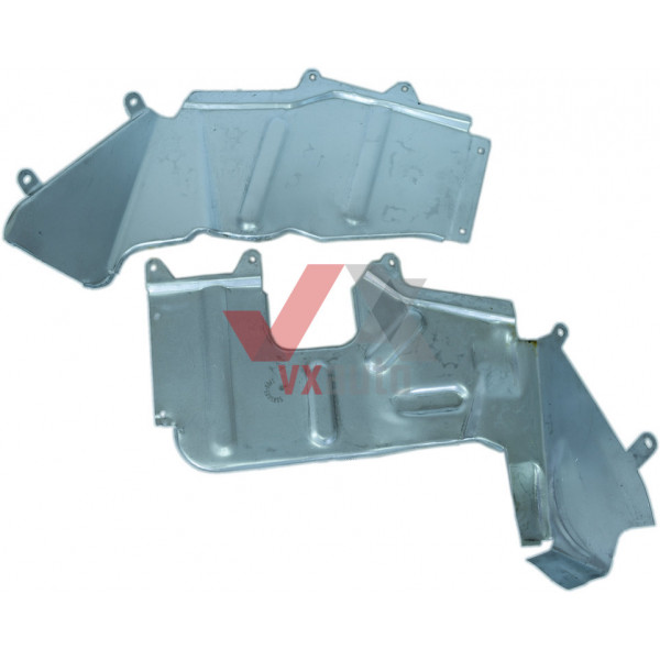 Грязезахист мотора ВАЗ 2108 к-т