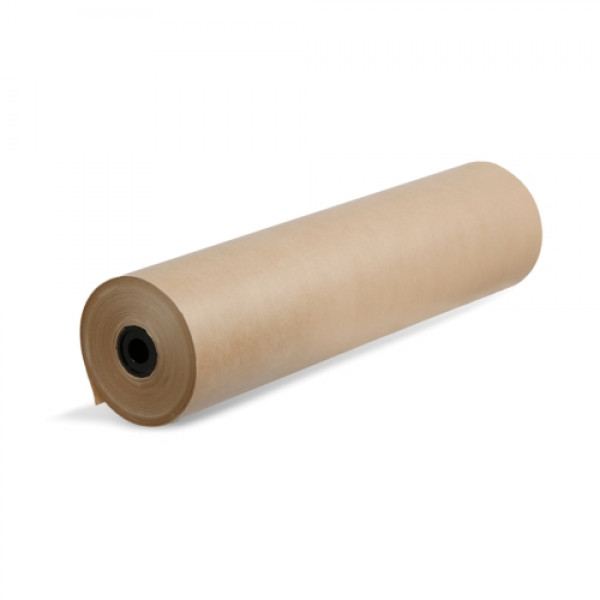 Папір покрівельний світло-коричневий 40 г/мм  600 мм х 300 м SOLL