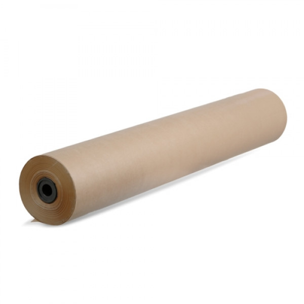 Папір покрівельний світло-коричневий 40 г/мм  900 мм х 300 м SOLL
