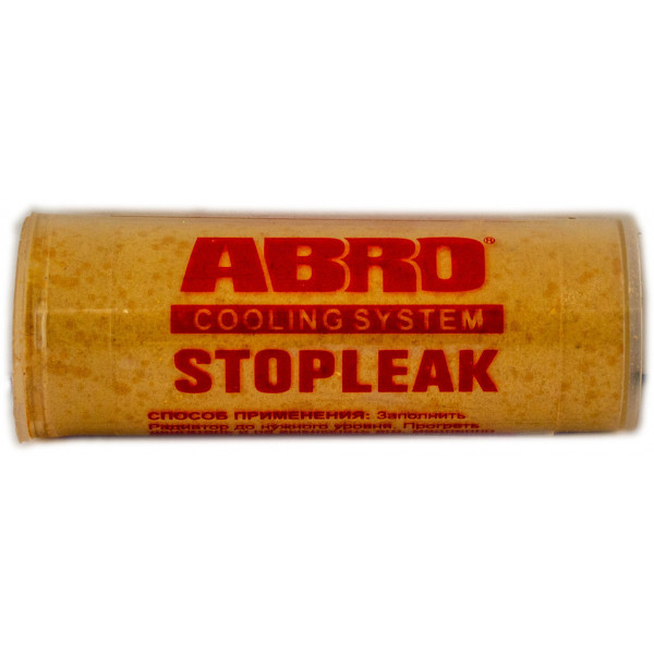 Герметик радіатора 20 г ABRO Stop Leak (порошок)