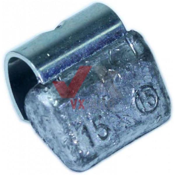 Груз ALU 15 г набивний на алюмінієвий диск ТІР ТОР (Perfect)