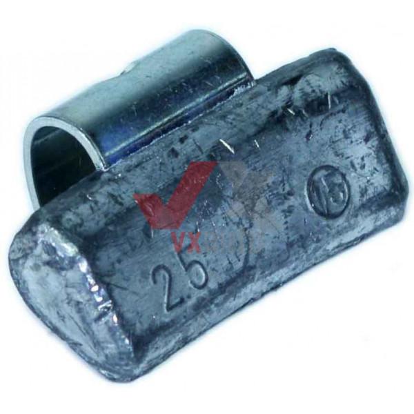 Груз ALU 25 г набивний на алюмінієвий диск ТІР ТОР (Perfect)