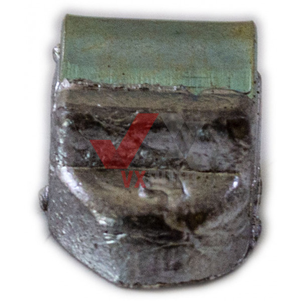 Груз STAND  5 г набивний на металевий диск