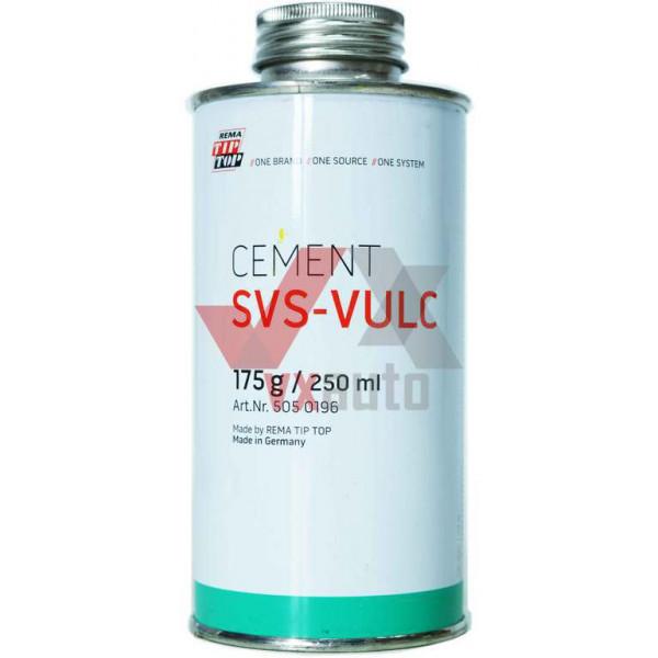 Клей шиномонтажний камерний 175 г/250 мл ТІР ТОР (Cement SVS-VULC)