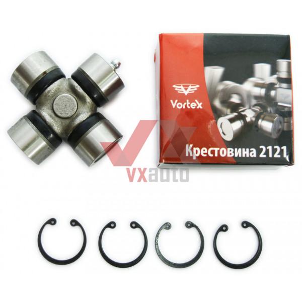 Хрестовина кардана ВАЗ 2121 Vortex