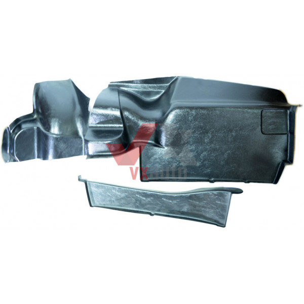 Обшивка багажника ВАЗ 2105 пластик к-т (3-частини)