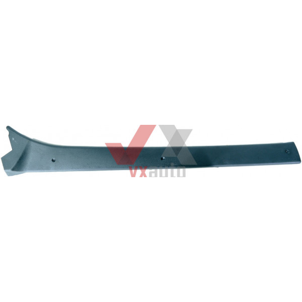 Обшивка стійки лобового вікна ВАЗ 2108 пластамаса ліва
