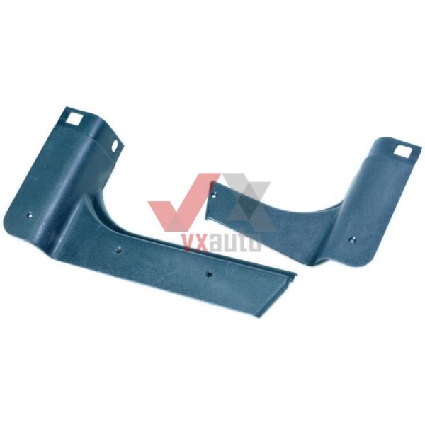 Обшивка стійки передка ВАЗ 2108 пластик низ 5402204/205 к-т