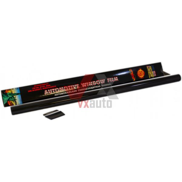 Плівка тонувальна 75 x 300 (Super Dark Black) SF-55 американка
