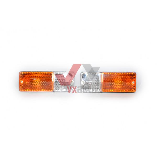 Подфарник ВАЗ 2106 хромированный корпус Формула Света к-т