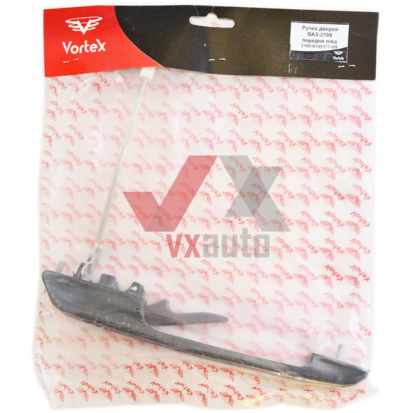Ручка дверей ВАЗ 2109 задня ліва VORTEX