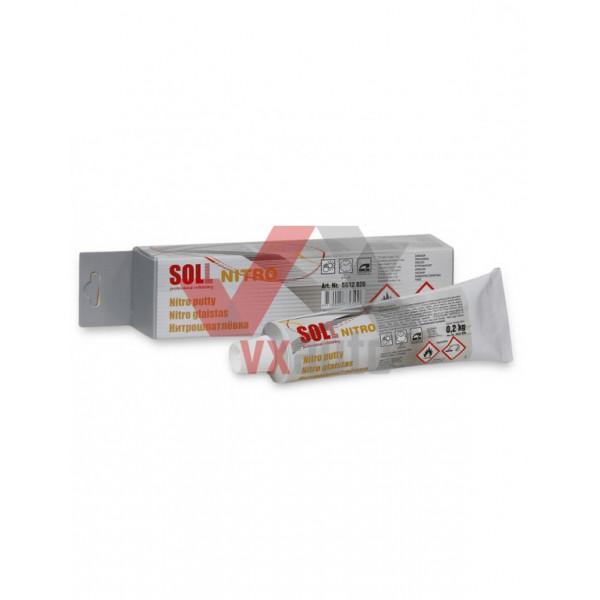 Шпаклівка Нітро 0.2 кг SOLL Nitro